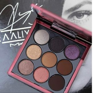 NEW🌟 MAC x AALIYAH Limited Edition 9 Eyeshadows